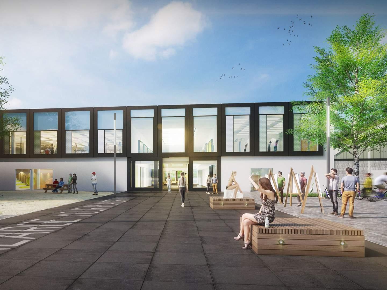 Sport & Culture Center Delft